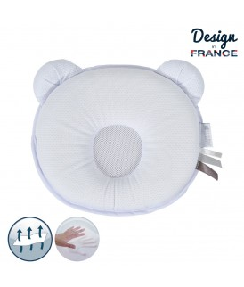 Air+ P'tit Panda pillow White