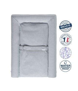 Mat'Confort - Changing mattress 70x50cm Heather Grey