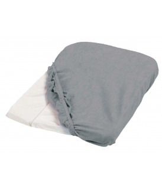 Changing mattress cover 50x75 cm Grey