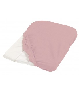 Changing mattress cover 50x75 cm Pink
