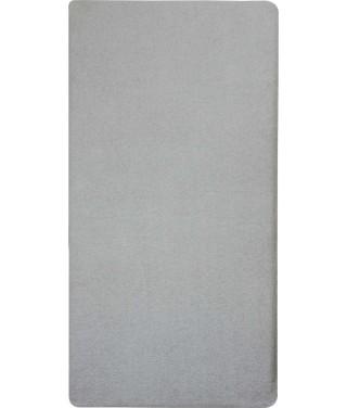 Travel mattress 60x120cm terry grey