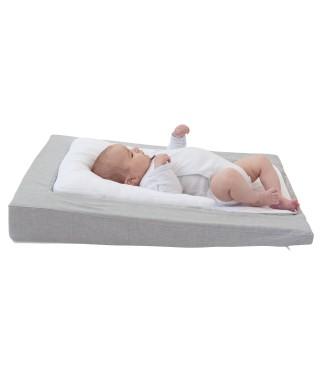 Douillet 2 in 1 - Chaging mattress 70x50cm Heather Grey
