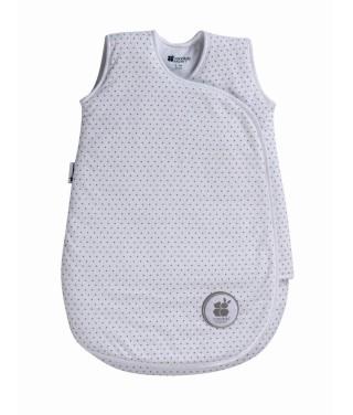 Mini sleeping bag - 55cm White / Stars