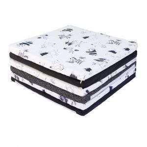 Tapis d'éveil noir et blanc - COMBELLE
